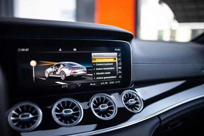 Mercedes-Benz AMG GT 4-Door Coupe 43 4MATIC+ Premium *AMG Nightpakket / Burmester / AMG Performance Stoelen* afbeelding 16