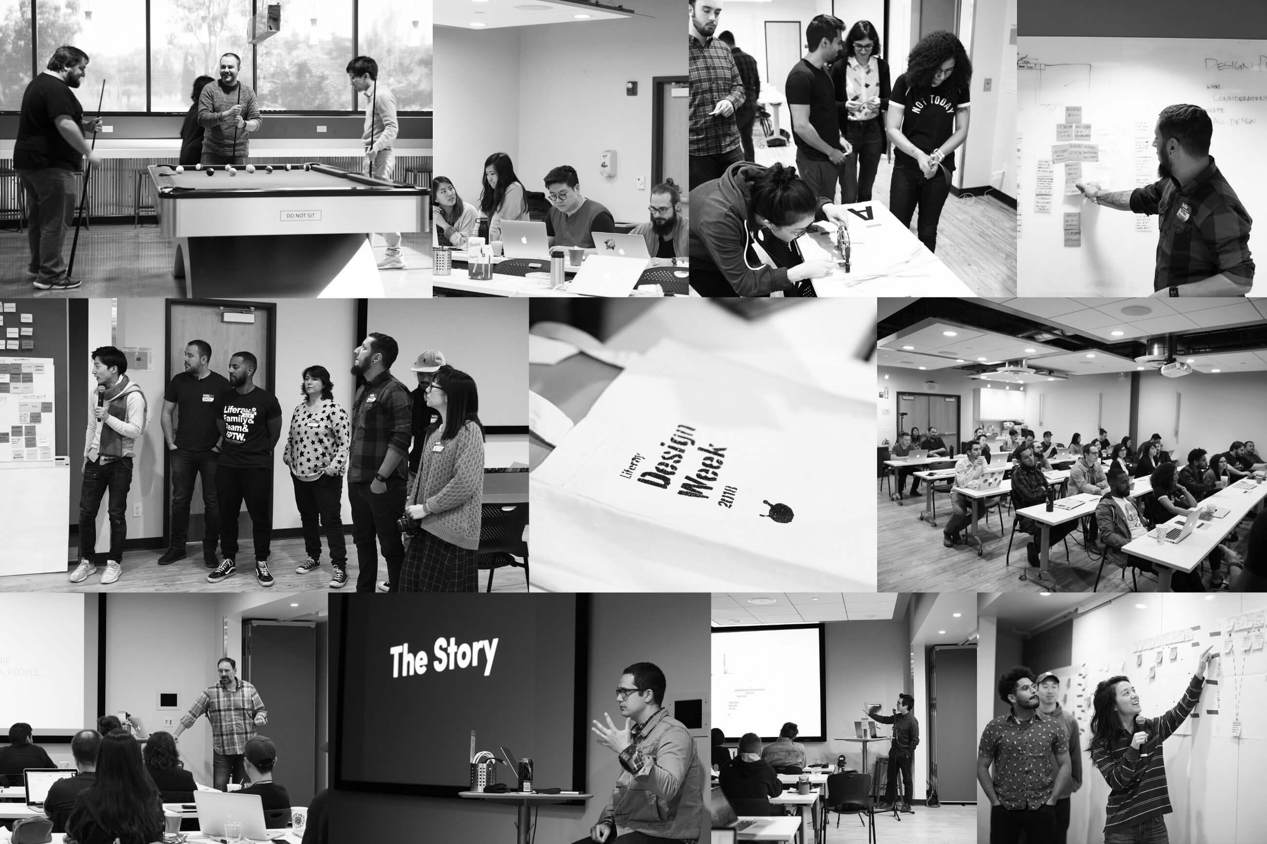 Design Week collage