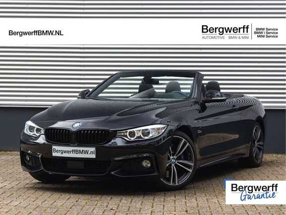 BMW 4 Serie Cabrio 440i M-Sport - M-Performance Power & Sound Kit - ACC - Head-up