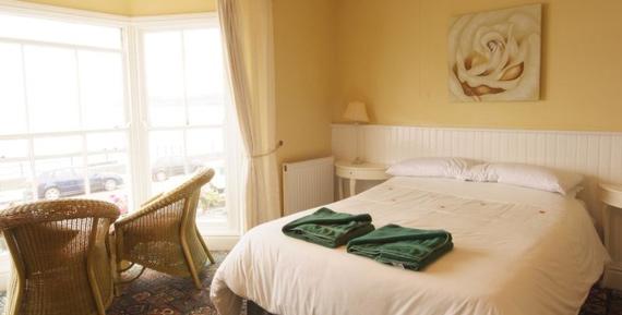 bed room inside