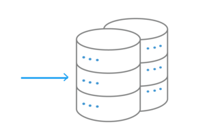 Illustration of the data load process