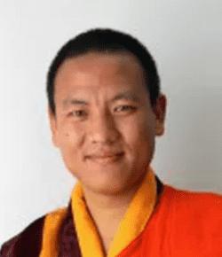 Khedrup Rinpoche Ugyen Tenzin Thinley Lhendup