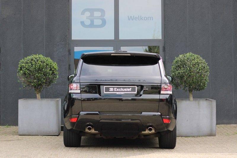 Land Rover Range Rover Sport 3.0 SDV6 HSE Dynamic Pano, Black pack afbeelding 5