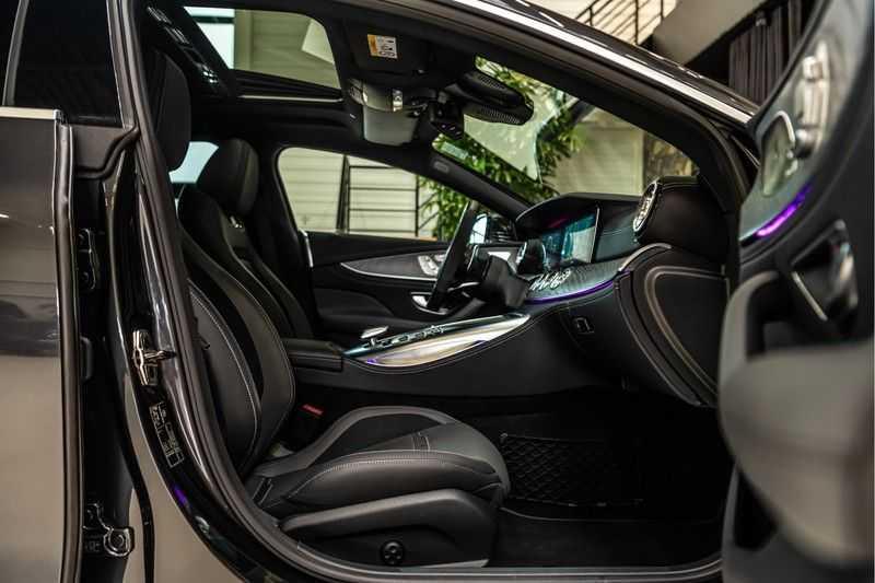 Mercedes-Benz AMG GT 4-Door Coupe 43 | Burmester | Panorama | Schakelbare uitlaat | Apple Carplay afbeelding 23