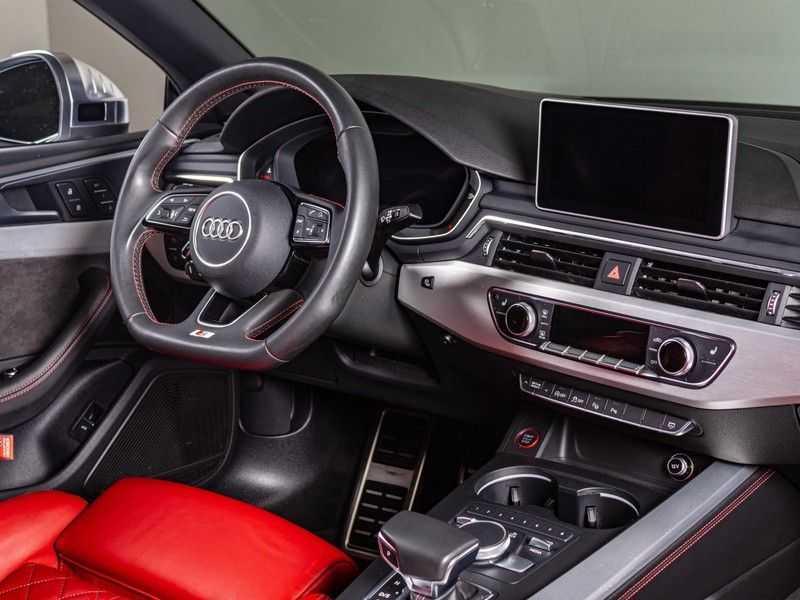 Audi A5 Cabriolet 3.0 TFSI S5 quattro Pro Line Plus 354PK | Adapt.Cruise | Massage Stoelen | 360 Camera | afbeelding 24