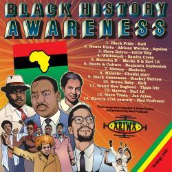 Various artists - Black History Awareness