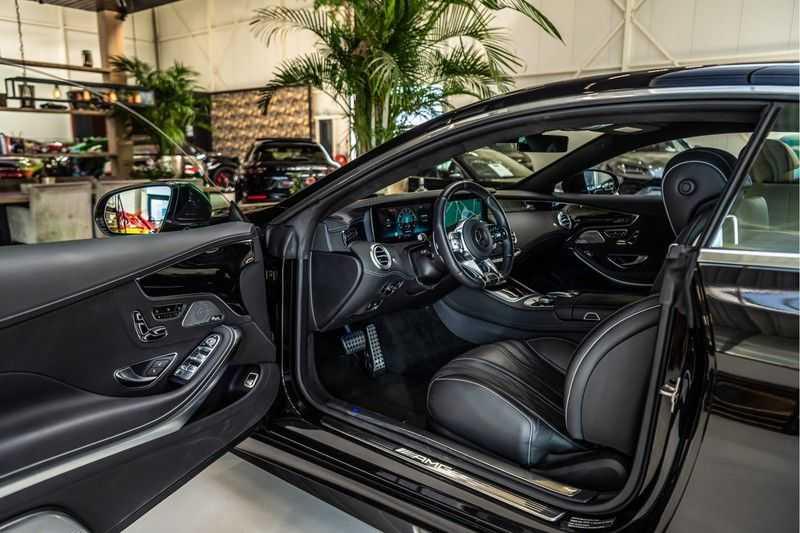 Mercedes-Benz S-Klasse Coupé 63 AMG 4MATIC+ Premium Plus afbeelding 12