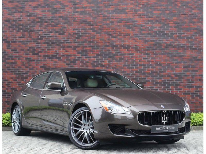 Maserati Quattroporte 3.0 S Q4 *BTW*Schuifdak*Camera*1e eig* afbeelding 1