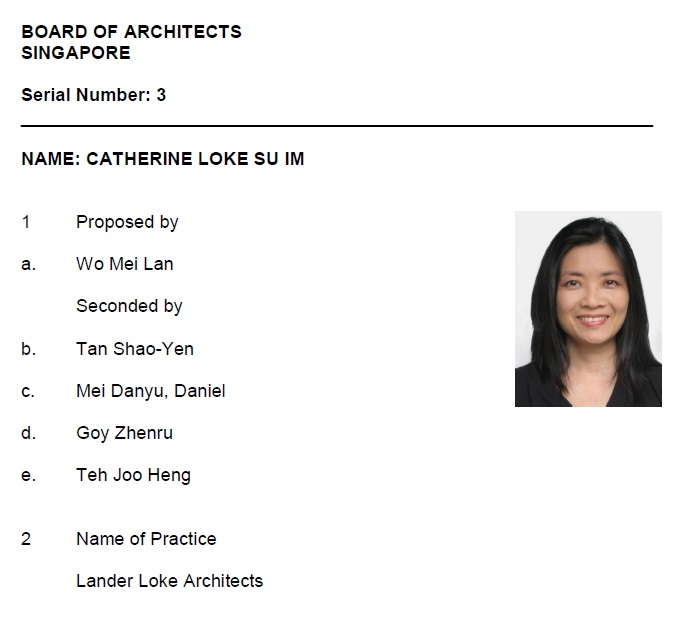 Catherine Loke