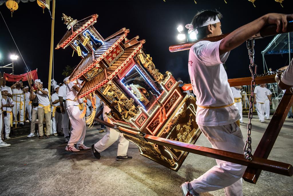 Nine Emperor Gods Festival in Singapore