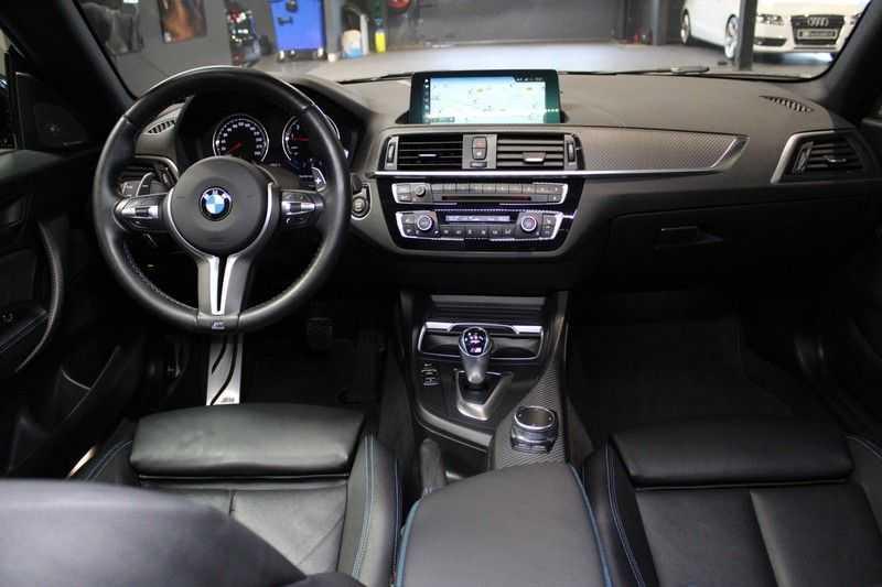 BMW M2 DCT LCI Facelift, Carbon, schuifd. Zeer Kompleet! afbeelding 7