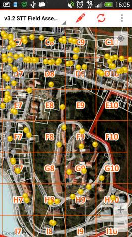 Custom layers of Fulcrum data