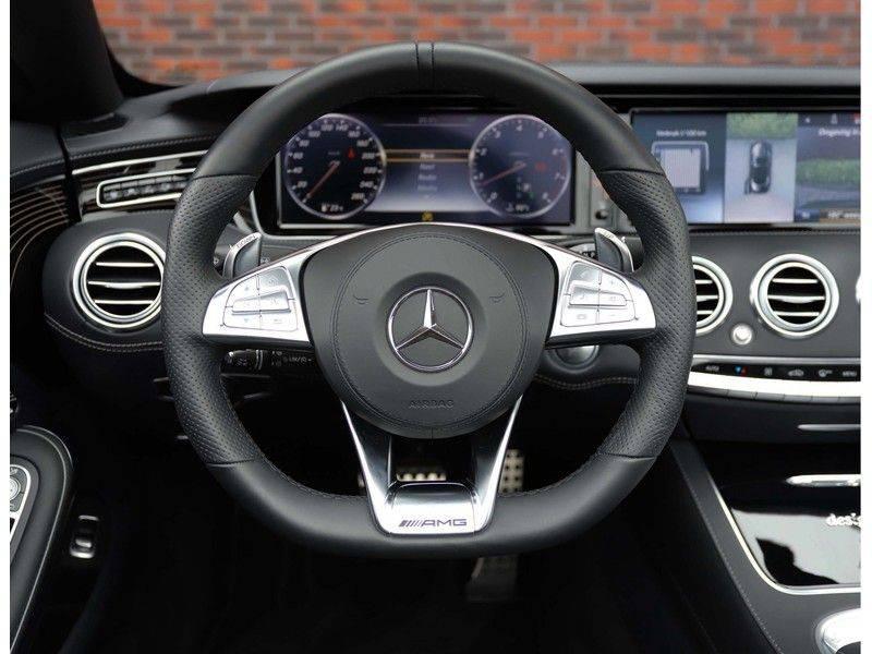 Mercedes-Benz S-Klasse Cabrio 500 *Designo*AMG*Airscarf*Full option* afbeelding 25