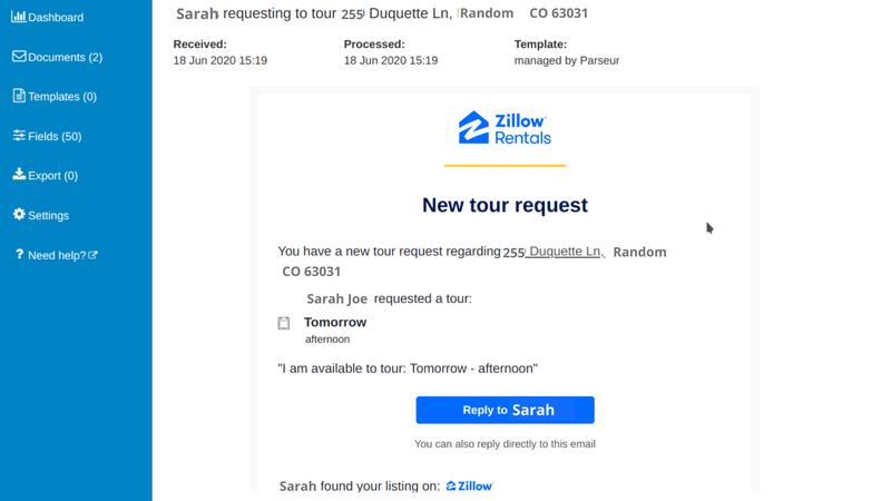 Select mailbox type