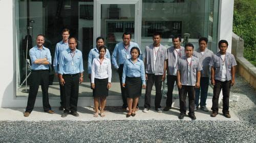 The AVC team