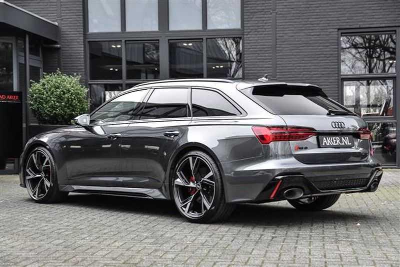 Audi RS6 DYNAMIC PLUS+DESIGNPAKKET+SP.ONDERSTEL NP.238K afbeelding 15