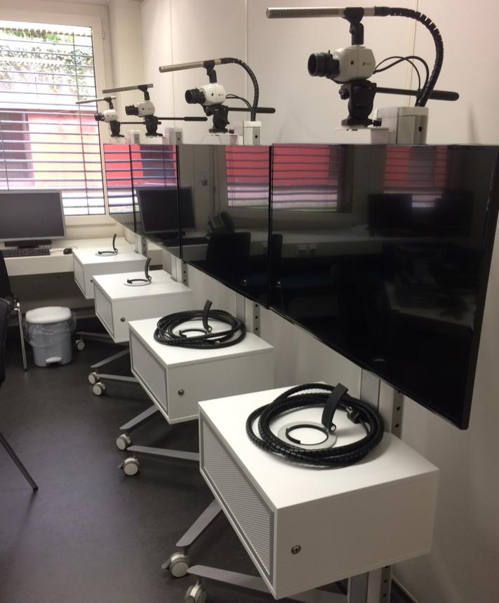 Bern University Labs