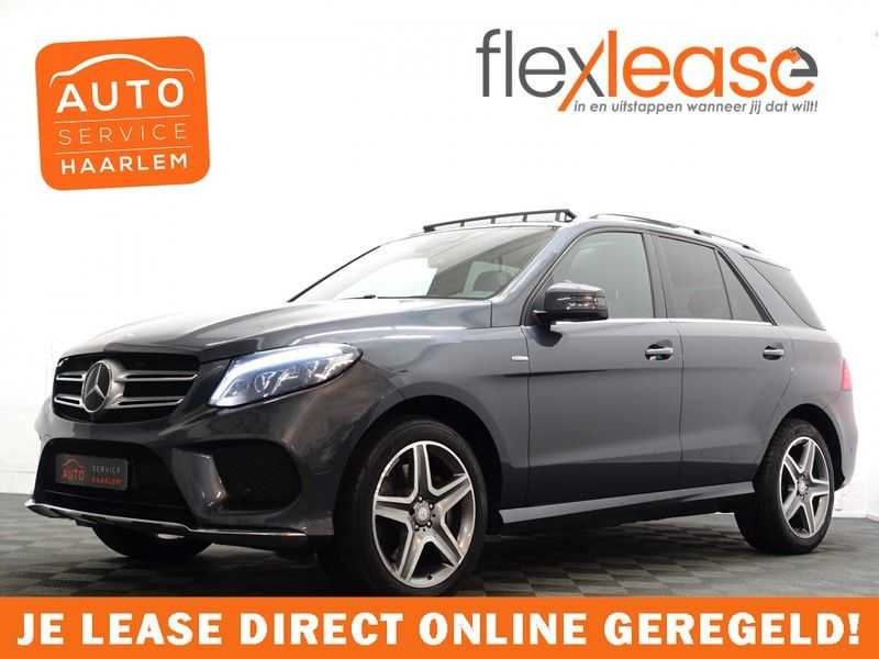Mercedes-Benz GLE 500 [55] 4MATIC AMG Sport Edition 455pk Aut- Pano, Leder, DVD, Full