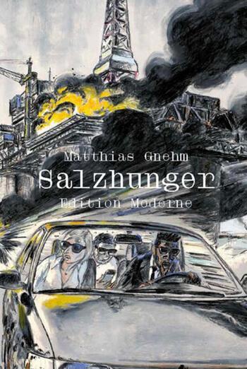 Salzhunger von Matthias Gnehm