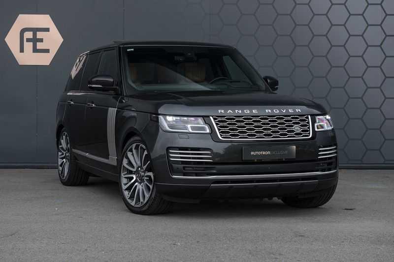 Land Rover Range Rover 4.4 SDV8 Autobiography Head Up, Adaptive Cruise Control, Stoel Verwarming / Koeling, Massagestoelen, afbeelding 11