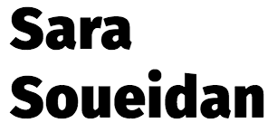 Sara Soueidan