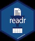 readr hex sticker