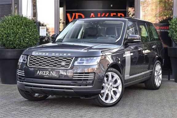 Land Rover Range Rover 5.0-V8 STANDKACHEL+EXECUTIVE+22INCH NP.239K