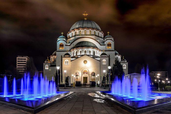 St. Sava's Temple