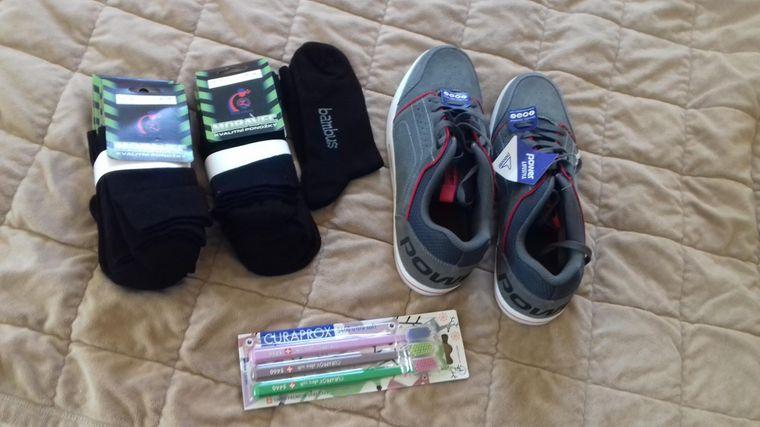 Poděkování za nákup zdravotnických potřeb