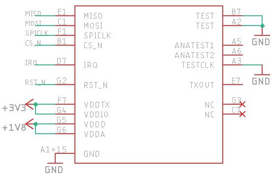 FPC1020AP fingerpint scanner pinout