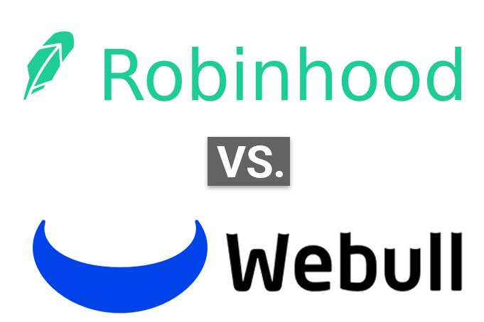 Robinhood vs Webull comparison