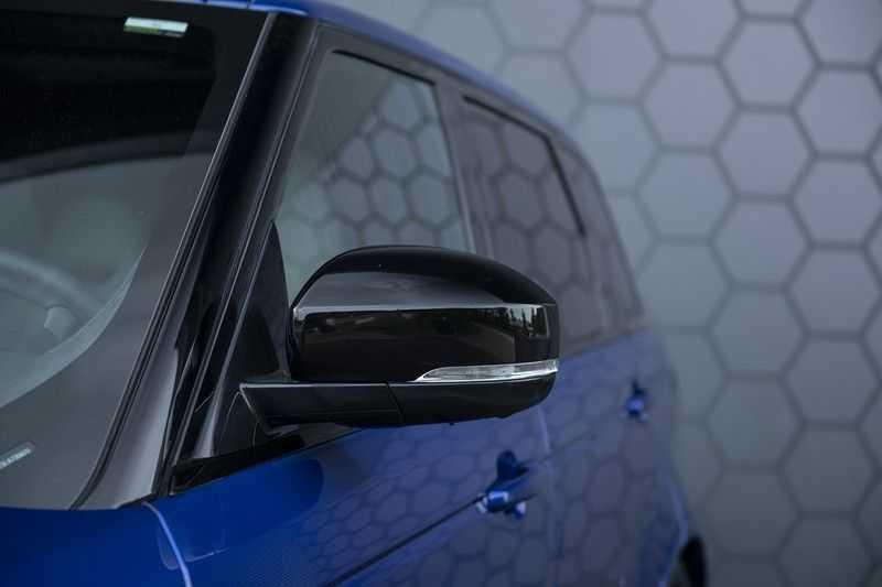"Land Rover Range Rover Sport P575 SVR Carbon SVR motorkap + Drive Pro Pack + Panoramadak + 22"" + Stoelkoeling + Head-Up + Stuurwielverwarming + Carbon interieur afbeelding 11"