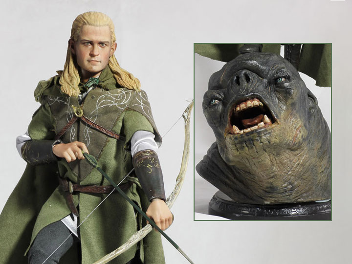 Asmus Toys The Lord of the Rings Legolas (Luxury Edition) 1/6 Scale Figure