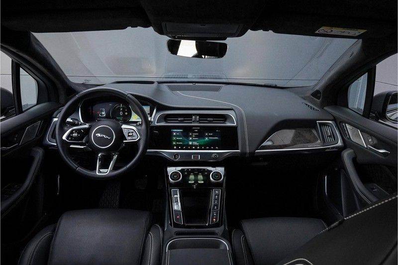 """Jaguar I-PACE EV400 First Ed Pano Luchtvering Meridian 22"""" afbeelding 2"""