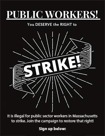 Right to Strike Image