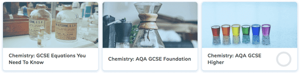 Free GCSE Chemistry Revision Courses