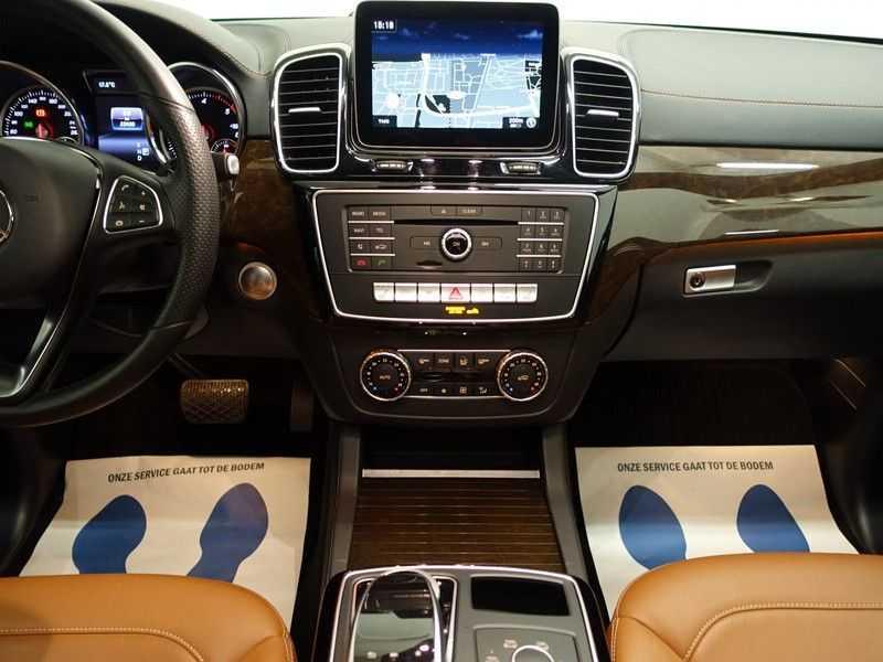 Mercedes-Benz GLE Coupé 350D AMG 4MATIC 259pk Aut- Pano, Harman/Kardon, Leer, 360 Camera afbeelding 9