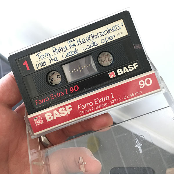 BASF was my friend when Maxell wasn't at home