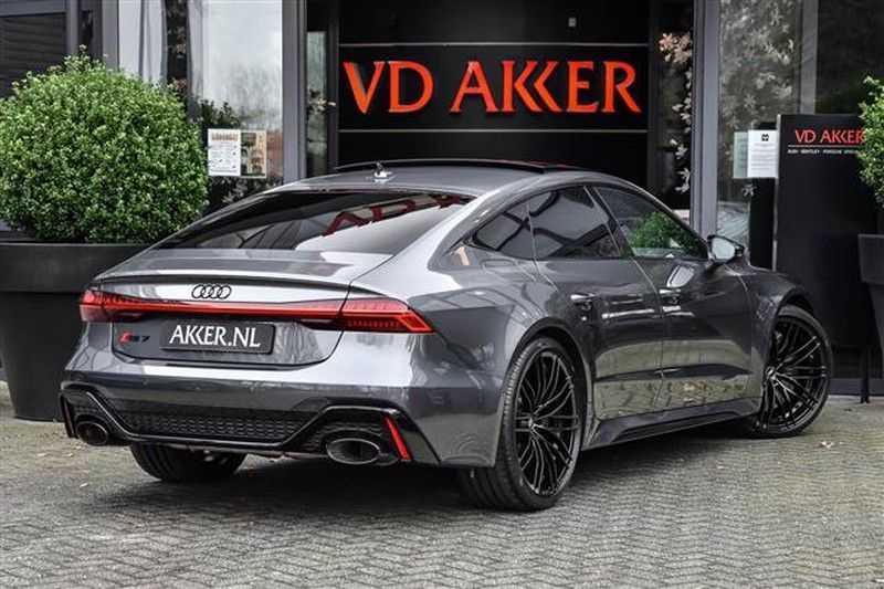 Audi RS7 DYNAMIC PLUS+PANO.DAK+DESIGNPAKKET (600 PK) afbeelding 16