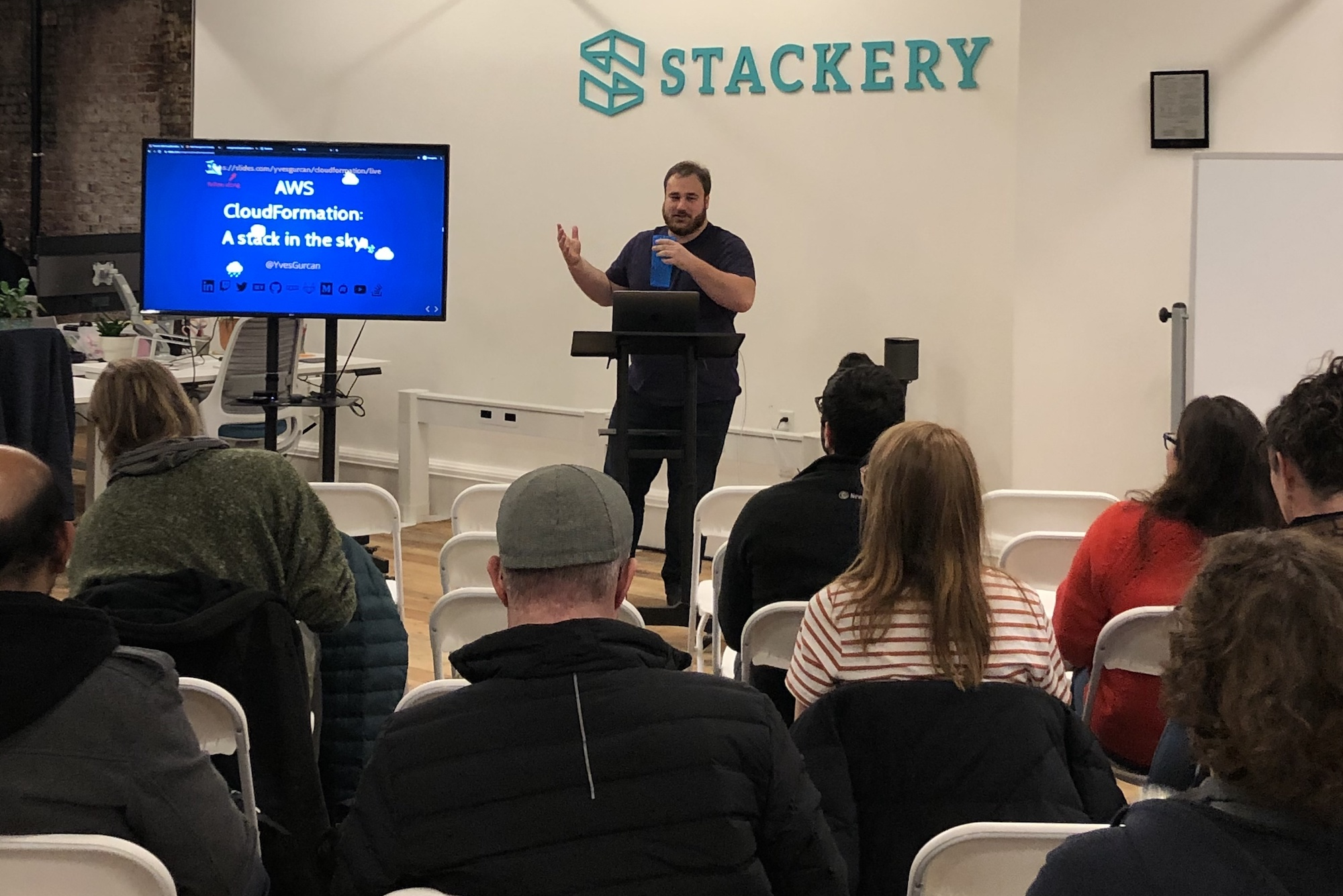 Serverless Meetup Recap — AWS CloudFormation with Yves Gurcan