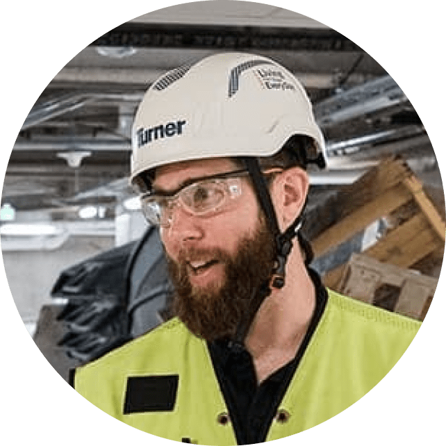 Turner Construction project engineer