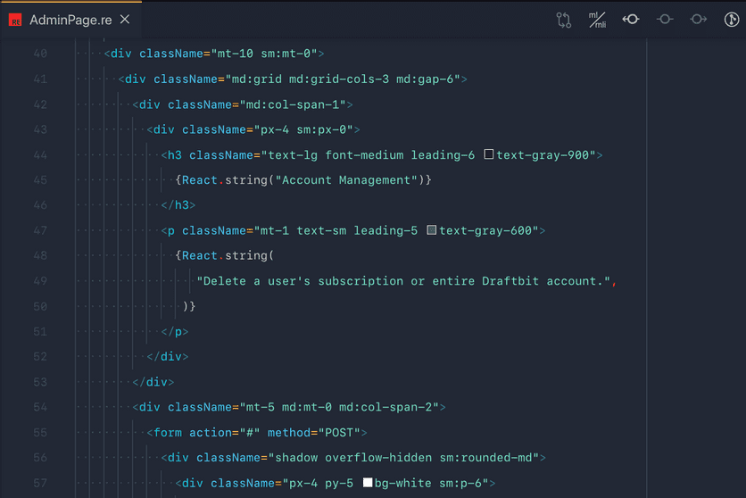 Editor-with-classNames