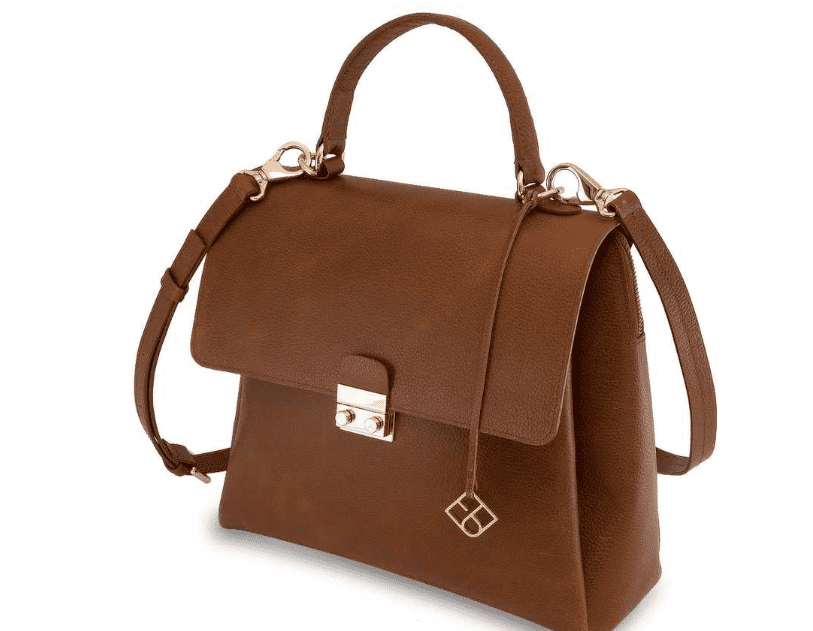 Almaaz Lock Large - brown