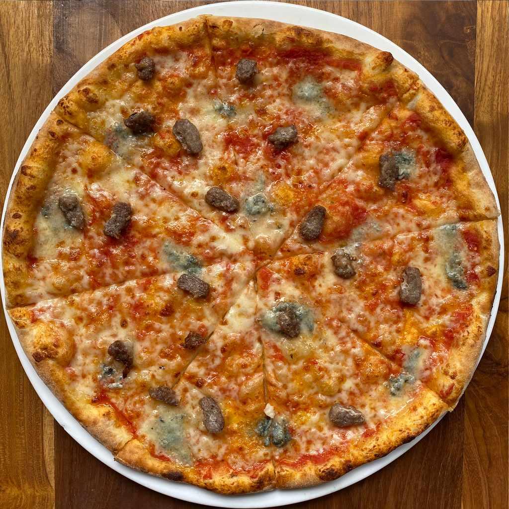 pizza: profumata