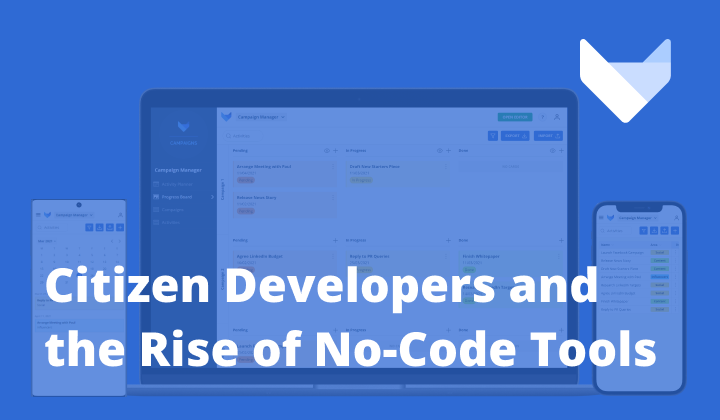 Citizen Developers and The Rise of No-Code Tools