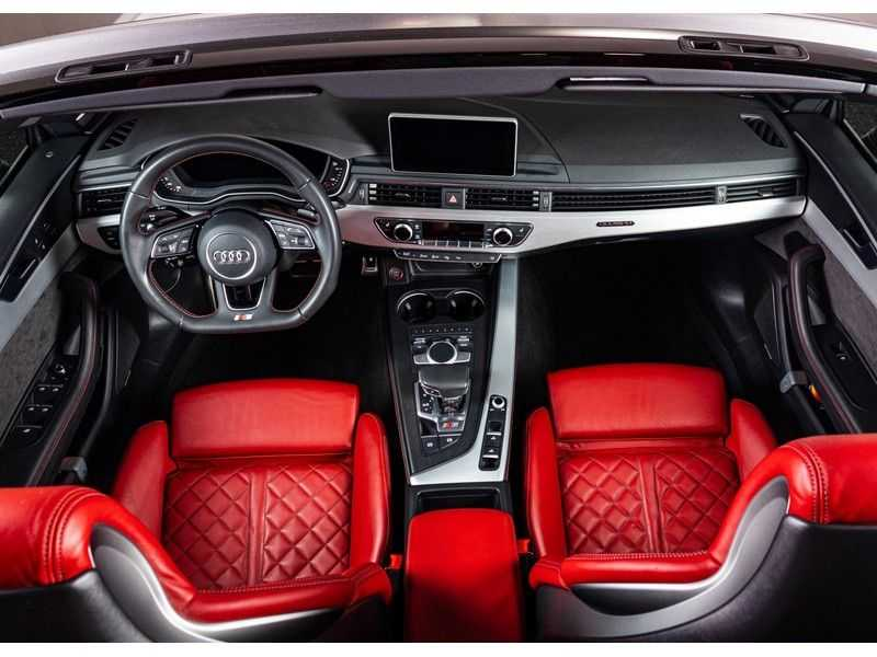 Audi A5 Cabriolet 3.0 TFSI S5 quattro Pro Line Plus 354PK | Adapt.Cruise | Massage Stoelen | 360 Camera | afbeelding 17