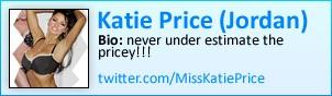 Katie Price on Twitter