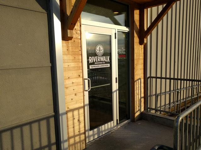 Riverwalk Brewing Company in Newburyport, MA