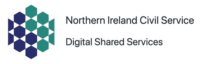 Northern Ireland Civil Service logo