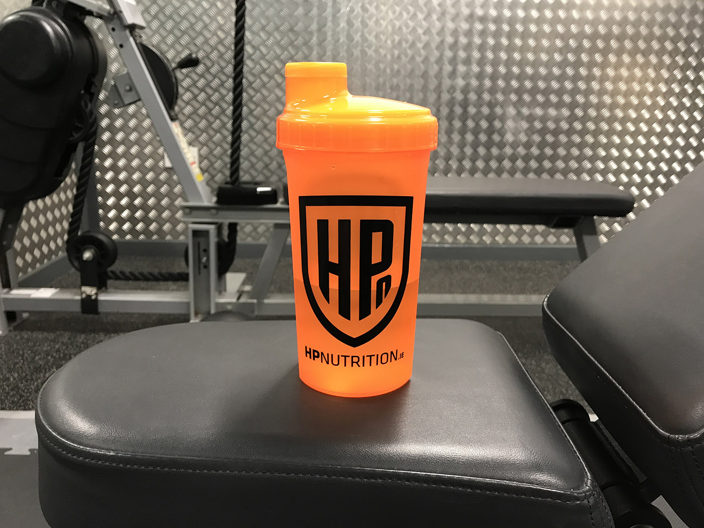 HPN branding visuals